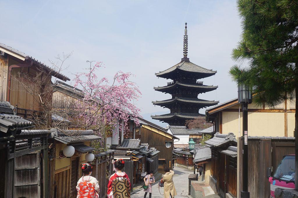 Geisha_Tempel_Kyoto