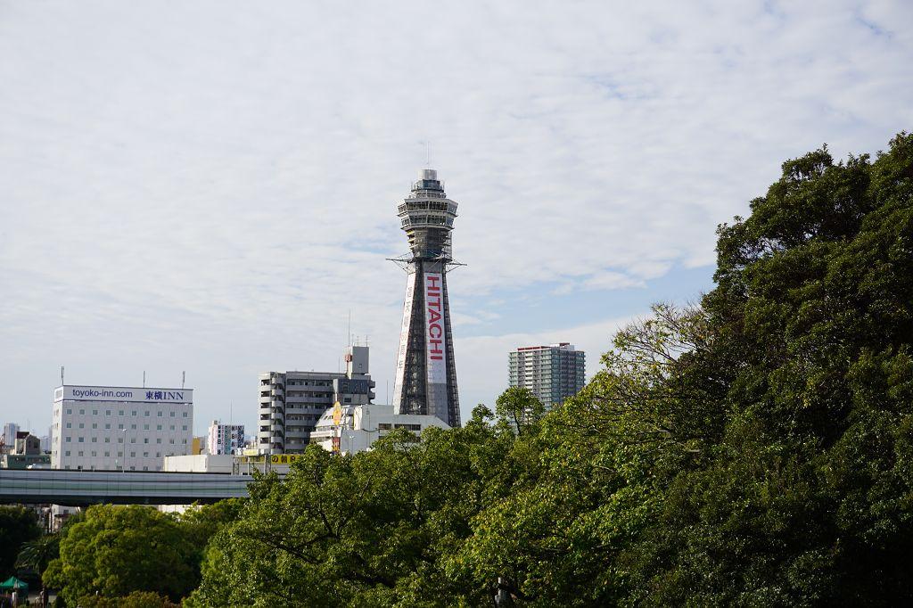Gebäude_Tsutenkaku_Turm