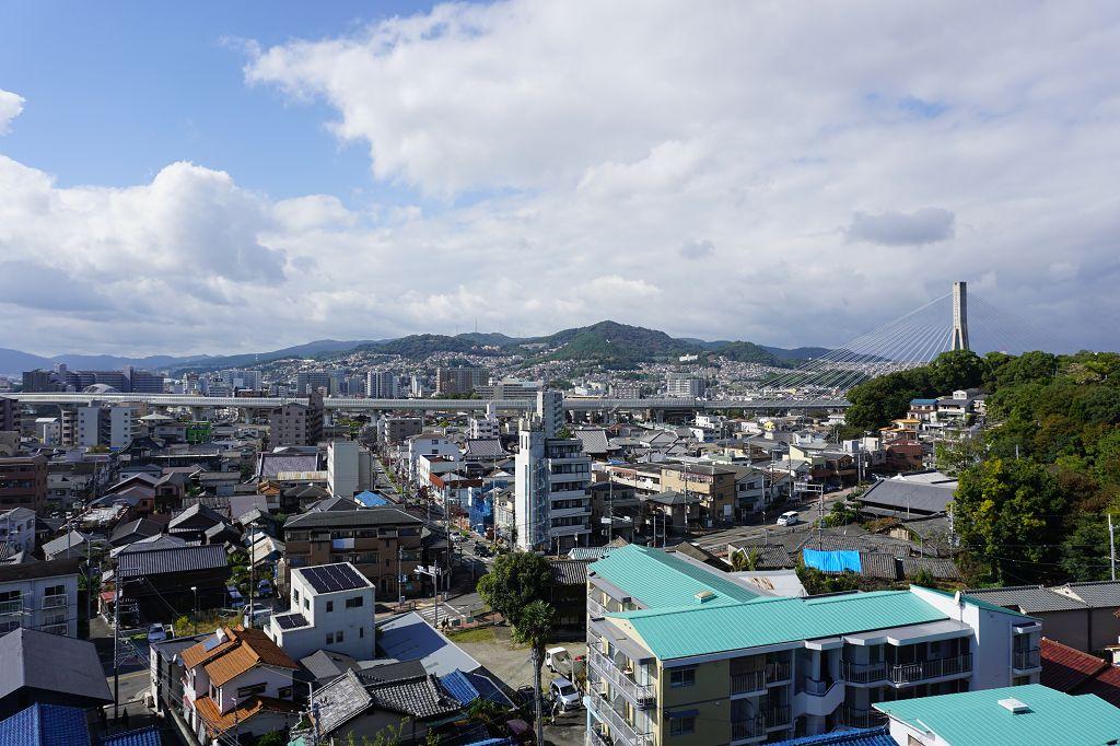 Stadt_Aussicht_Ikeda