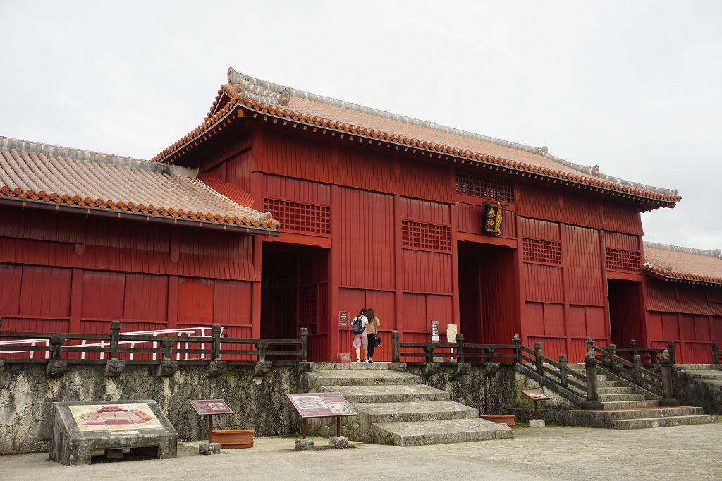 Rot_Eingangstor_Shuri_Schloss