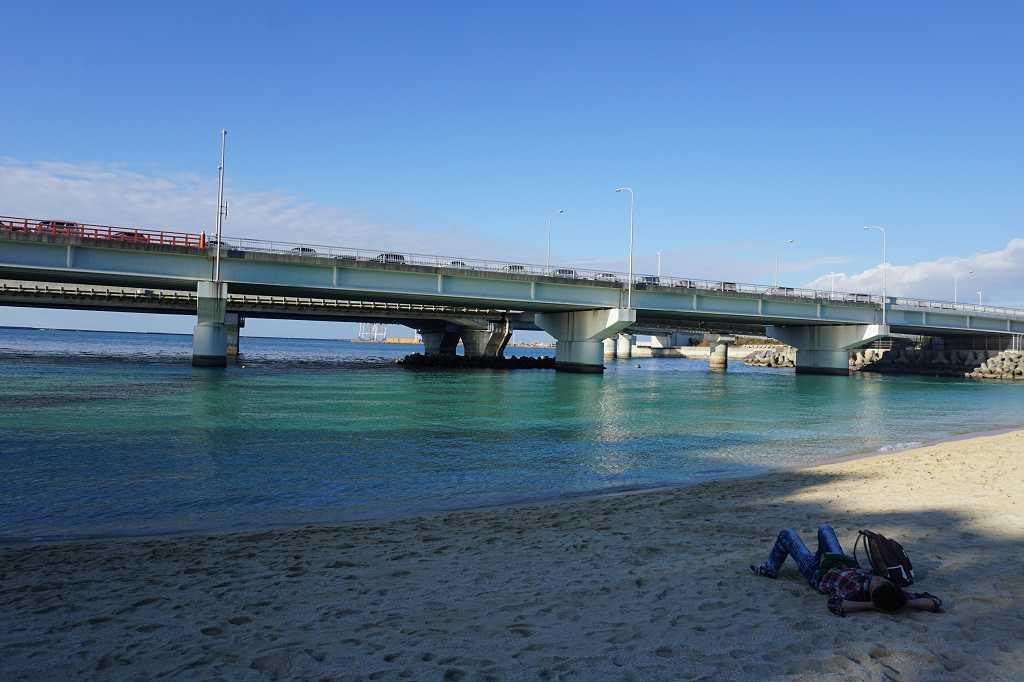 Brücke_Meer_Beach_Strand